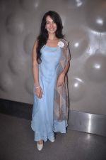 Shraddha Nigam at Lakme fashion week press meet in Mumbai on 10th July 2012 (61).JPG