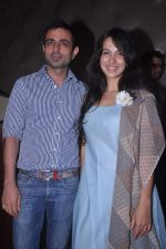 Shraddha Nigam, Mayank Anand at Lakme fashion week press meet in Mumbai on 10th July 2012 (56).JPG