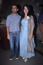 Shraddha Nigam, Mayank Anand at Lakme fashion week press meet in Mumbai on 10th July 2012 (61).JPG