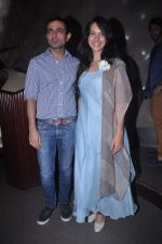 Shraddha Nigam, Mayank Anand at Lakme fashion week press meet in Mumbai on 10th July 2012 (62).JPG