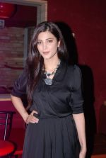 Shruti Hassan at MTV Rush press meet in Red Ant Cafe, Mumbai on 10th July 2012 (17).JPG