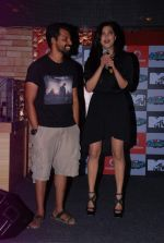 Shruti Hassan at MTV Rush press meet in Red Ant Cafe, Mumbai on 10th July 2012 (19).JPG