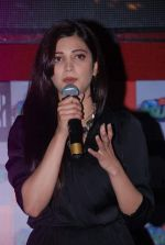 Shruti Hassan at MTV Rush press meet in Red Ant Cafe, Mumbai on 10th July 2012 (20).JPG
