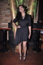 Shruti Hassan at MTV Rush press meet in Red Ant Cafe, Mumbai on 10th July 2012 (21).JPG