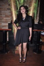 Shruti Hassan at MTV Rush press meet in Red Ant Cafe, Mumbai on 10th July 2012 (22).JPG