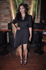 Shruti Hassan at MTV Rush press meet in Red Ant Cafe, Mumbai on 10th July 2012 (25).JPG