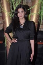 Shruti Hassan at MTV Rush press meet in Red Ant Cafe, Mumbai on 10th July 2012 (26).JPG