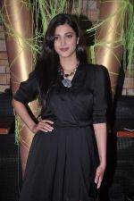 Shruti Hassan at MTV Rush press meet in Red Ant Cafe, Mumbai on 10th July 2012 (27).JPG