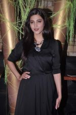 Shruti Hassan at MTV Rush press meet in Red Ant Cafe, Mumbai on 10th July 2012 (29).JPG