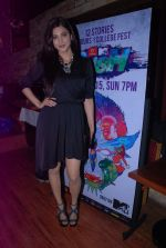 Shruti Hassan at MTV Rush press meet in Red Ant Cafe, Mumbai on 10th July 2012 (35).JPG