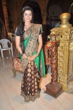 Suhasi Goradia Dhami at Yahan Main Ghar Ghar Kheli 700 episodes celebrations in Filmcity, Mumbai on 10th July 2012 (89).JPG