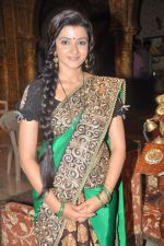 Suhasi Goradia Dhami at Yahan Main Ghar Ghar Kheli 700 episodes celebrations in Filmcity, Mumbai on 10th July 2012 (90).JPG