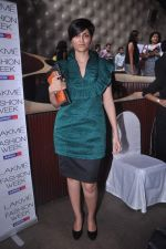 at Lakme fashion week press meet in Mumbai on 10th July 2012 (97).JPG