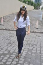 Kainaz Motivala promotes new film Challo Driver in Andheri, Mumbai on 11th July 2012 (12).JPG