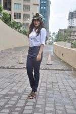 Kainaz Motivala promotes new film Challo Driver in Andheri, Mumbai on 11th July 2012 (15).JPG