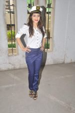 Kainaz Motivala promotes new film Challo Driver in Andheri, Mumbai on 11th July 2012 (2).JPG