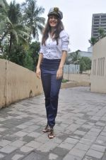 Kainaz Motivala promotes new film Challo Driver in Andheri, Mumbai on 11th July 2012 (29).JPG