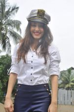 Kainaz Motivala promotes new film Challo Driver in Andheri, Mumbai on 11th July 2012 (31).JPG