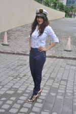 Kainaz Motivala promotes new film Challo Driver in Andheri, Mumbai on 11th July 2012 (8).JPG