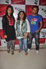 Pooja Welling, Aparna Hoshing, Manish Vatsalya at Promotion of Jeena Hai Toh Thok Daal in Mumbai on 11th July 2012 (30).JPG