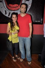 Shruti Seth at Ash Chandler_s play premiere in Comedy Store, Mumbai on 11th July 2012 (16).JPG