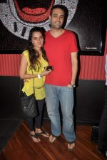 Shruti Seth at Ash Chandler_s play premiere in Comedy Store, Mumbai on 11th July 2012 (17).JPG