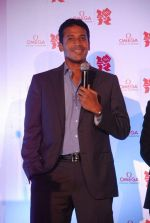 Mahesh Bhupathi at Omega Olympics event in Grand Hyatt, Mumbai on 12th July 2012 (21).JPG