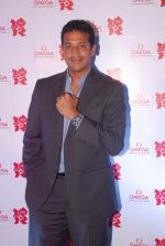 Mahesh Bhupathi at Omega Olympics event in Grand Hyatt, Mumbai on 12th July 2012 (32).JPG