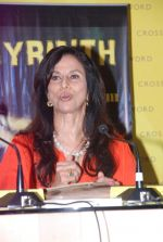 Shobha De at Labyrinth book launch in Crossword, Mumbai on 12th July 2012 (7).JPG