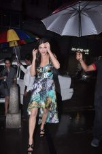 Shruti Hassan at Exhibit magazine bash in Escobar, Mumbai on 12th July 2012 (4).JPG
