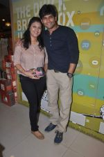 Amar Upadhyay at Bhavik Sangghvi_s book launch in Crossword, Mumbai on 13th July 2012 (38).JPG