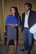 Sania Mirza, Mahesh Bhupathi at NDTV Marks for Sports event in Mumbai on 13th July 2012 (15).JPG