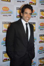 Tusshar Kapoor at the Promotion of Kyaa Super Kool Hain Hum in Mumbai on 13th July 2012 (66).JPG