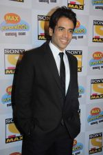 Tusshar Kapoor at the Promotion of Kyaa Super Kool Hain Hum in Mumbai on 13th July 2012 (67).JPG