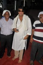 Mukesh Khanna at Dara Singh_s prayer meet in Andheri, Mumbai on 15th July 2012 (64).JPG
