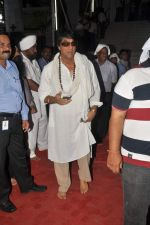 Mukesh Khanna at Dara Singh_s prayer meet in Andheri, Mumbai on 15th July 2012 (65).JPG