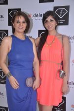 Nishka Lulla, Neeta Lulla at Pooja Makhija_s Eat Delete Brunch in F Bar, Mumbai on 15th July 2012 (90).JPG