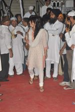 at Dara Singh_s prayer meet in Andheri, Mumbai on 15th July 2012 (30).JPG