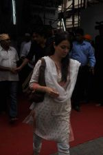 at Dara Singh_s prayer meet in Andheri, Mumbai on 15th July 2012 (31).JPG