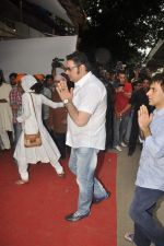 at Dara Singh_s prayer meet in Andheri, Mumbai on 15th July 2012 (4).JPG