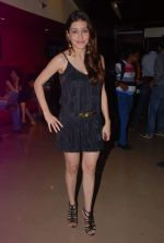 Kainaz Motivala at Chalo Driver film premiere in PVR, Mumbai on 16th July 2012 (152).JPG