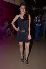 Kainaz Motivala at Chalo Driver film premiere in PVR, Mumbai on 16th July 2012 (153).JPG