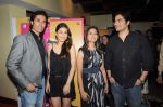 Vickrant Mahajan, Kainaz Motivala, Ronicka Kandhari, Arbaaz Khan at Chalo Driver film premiere in PVR, Mumbai on 16th July 2012 (151).JPG