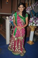 Aakanksha Singh at Na Bole Tum Na Maine Kuch Kaha on location for sangeet ceremony in Malad on 17th July 2012 (155).JPG