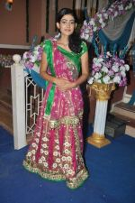 Aakanksha Singh at Na Bole Tum Na Maine Kuch Kaha on location for sangeet ceremony in Malad on 17th July 2012 (156).JPG