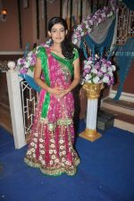 Aakanksha Singh at Na Bole Tum Na Maine Kuch Kaha on location for sangeet ceremony in Malad on 17th July 2012 (157).JPG