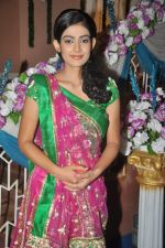 Aakanksha Singh at Na Bole Tum Na Maine Kuch Kaha on location for sangeet ceremony in Malad on 17th July 2012 (159).JPG
