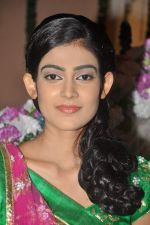 Aakanksha Singh at Na Bole Tum Na Maine Kuch Kaha on location for sangeet ceremony in Malad on 17th July 2012 (161).JPG
