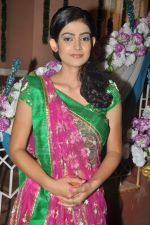 Aakanksha Singh at Na Bole Tum Na Maine Kuch Kaha on location for sangeet ceremony in Malad on 17th July 2012 (163).JPG