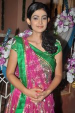 Aakanksha Singh at Na Bole Tum Na Maine Kuch Kaha on location for sangeet ceremony in Malad on 17th July 2012 (164).JPG